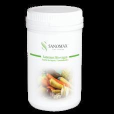 Sanomax Gemüsebouillon BIO Pulverform Fettarm 0,7%